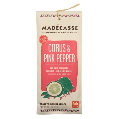 Madecasse Pink Pepper Citrus