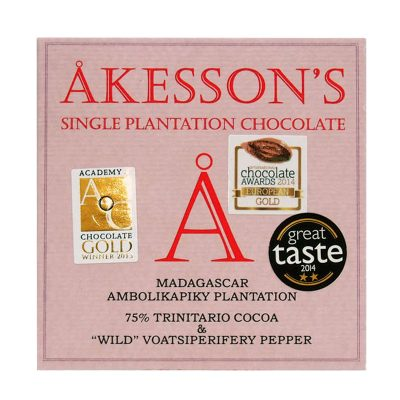 Akessons Madagascar with Voatsiperifery Pepper