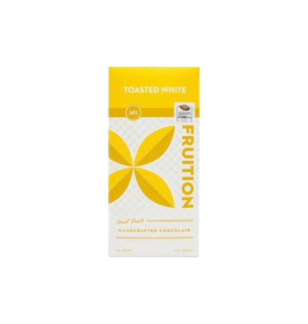 Fruition Toasted White Chocolate